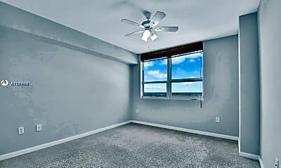 Bedroom, 610 W Las Olas Blvd 1414N, 1