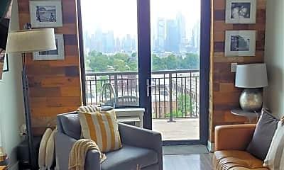 Living Room, 3312 Hudson Ave 9D, 0