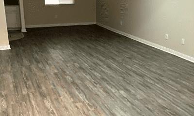 Living Room, 9005 Burnet Ave, 2