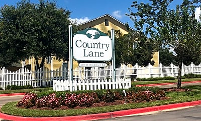 Country Lane Apartments, 1