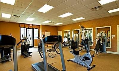 Fitness Weight Room, 8490 Kingbird Loop, 2