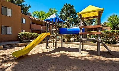 Playground, Villatree, 1