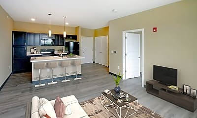 Living Room, 135 W 4th St, 0