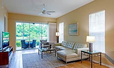Living Room, 1926 Seville Blvd 2012, 1