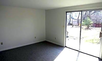 Bedroom, Pelham Townhomes, 2