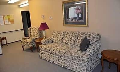 Living Room, Robinway Center, 1