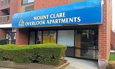 Mount Clare Apartments, 1