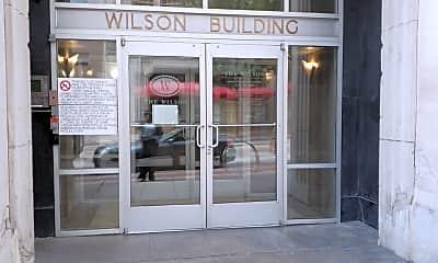 The Wilson, 1