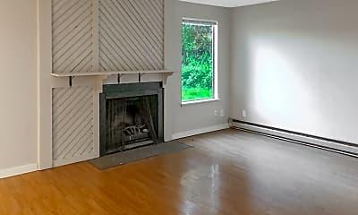 Living Room, 4401 Saratoga Pl NE, 0