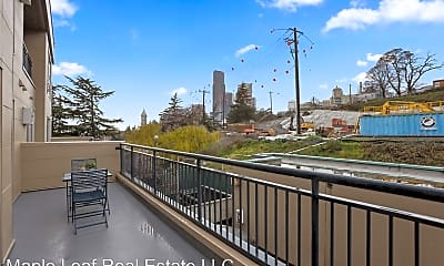 Patio / Deck, 321 10th Ave South #604, 0