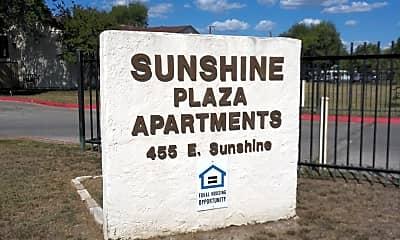Sunshine Plaza, 1