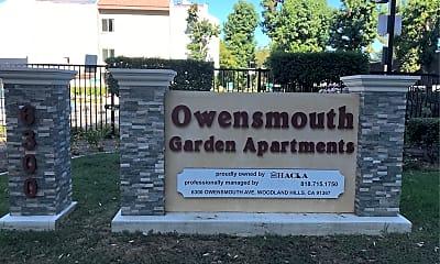 Owensmouth Gardens, 1