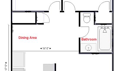 Building, 256 Mariposa St, 1