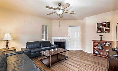 Living Room, 9450 E Becker Ln 1041, 1