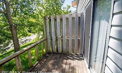 Patio / Deck, 1706 Parkside Dr, 2