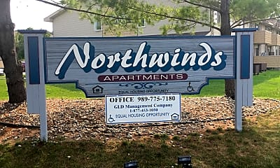 Northwinds Apartments, 1