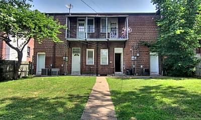 Building, 3652 Bates St, 2