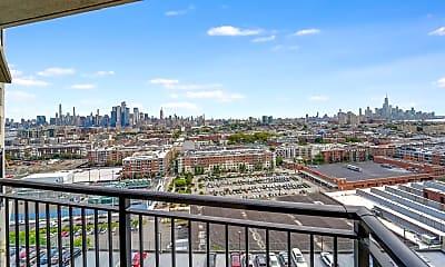 Patio / Deck, 100 Manhattan Ave 1008, 1