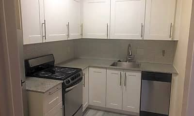 Kitchen, 6206 Victor St B, 1