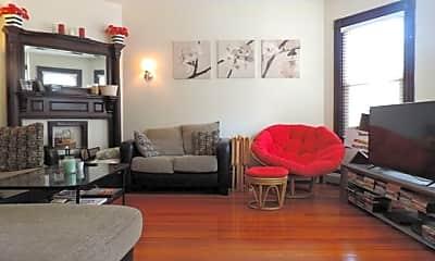 Living Room, 548 E 7th St, 1
