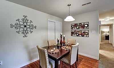 Dining Room, Hunters Ridge, 1