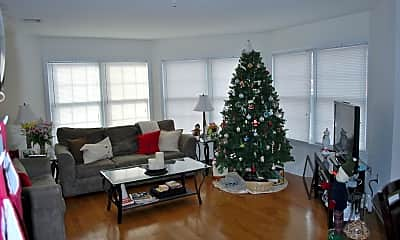Living Room, 220 South Ave 208, 1