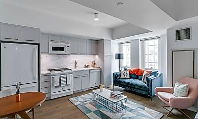 Living Room, 1101 Ludlow St, 0