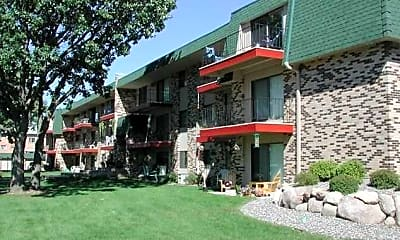 Building, Garden Oaks Apartments, 0