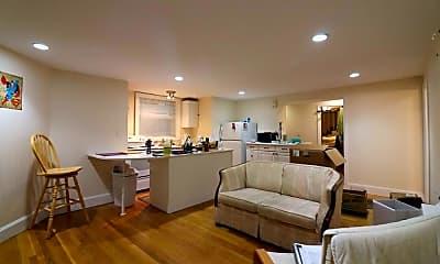 Living Room, 103 Longwood Ave, 1