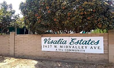 Visalia Estates, 1