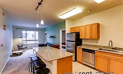 Kitchen, 100 South Alameda Street, 150, 0