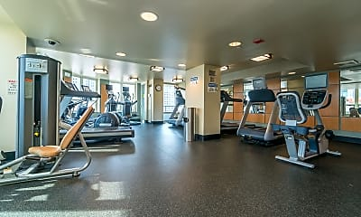 Fitness Weight Room, 345 N LaSalle Dr 4604, 2