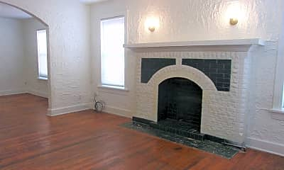 Living Room, 1130 NE 17th St, 1