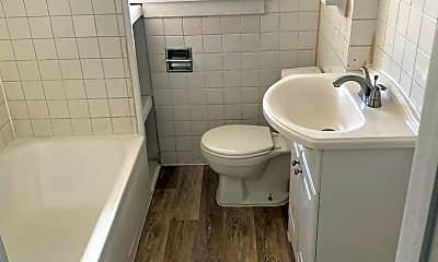 Bathroom, 6228 The Paseo, 2