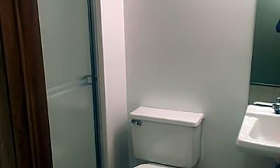 Bathroom, 813 Park St, 2