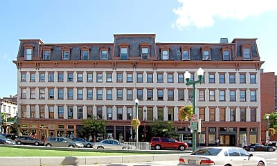 Building, 5 Broadway, 2
