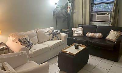Living Room, 801 86th St, 1