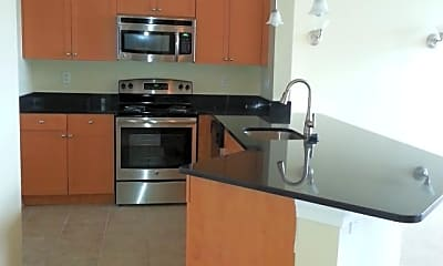 Kitchen, The Arlo, 2