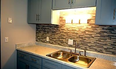 Kitchen, The Flats at Nolensville, 0