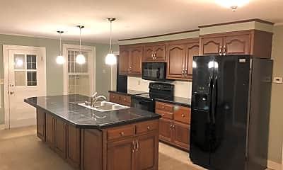 Kitchen, 166 Old Amherst Rd, 1