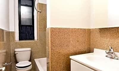 Bathroom, 349 W 45th St, 2