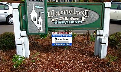 Community Signage, 1148 37th Pl NE, 1