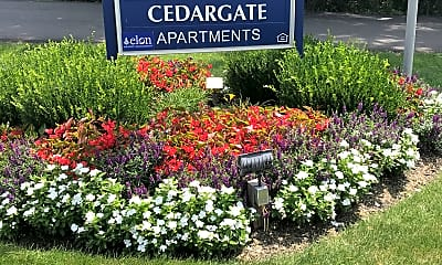 Cedargate, 1