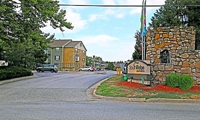 Community Signage, SouthRidge, 2