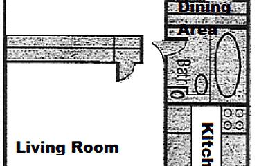 Bedroom, 221 Stoddard Dr, 2