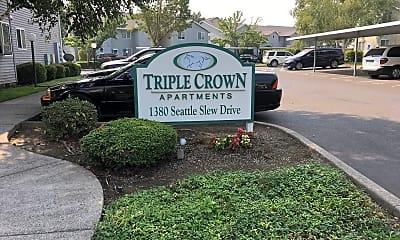 Triple Crown, 1