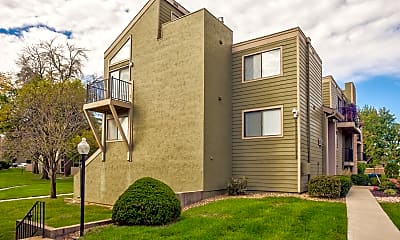 Building, Bremerton Park Apartments, 0