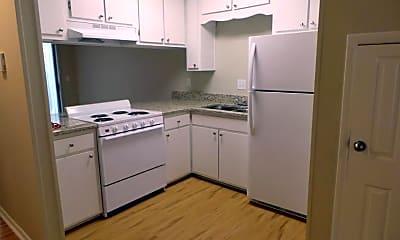 Kitchen, 590 Hill Ln, 1