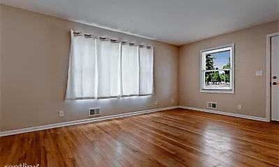 Living Room, 1819 Logan St, 1