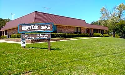 Heritage Oaks Apts, 1